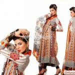 Al-Hamra Textiles Latest Eid Dresses For Women 2012 007