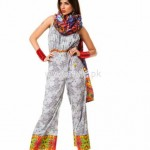 Al-Hamra Textiles Latest Eid Dresses For Women 2012 010