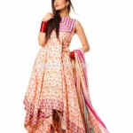 Al-Hamra Textiles Latest Eid Dresses For Women 2012 011