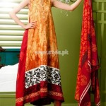 Ayesha Somaya Latest Lawn Prints For Women 2012 002