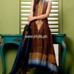 Ayesha Somaya Latest Summer Lawn Collection 2012 004