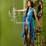 Ayesha Somaya Latest Summer Lawn Collection 2012 007