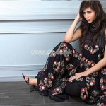 Bareeze Latest Eid 2012 Embroidered Collection For Women 001