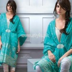 Bareeze Latest Eid 2012 Embroidered Collection For Women 003