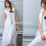 Bareeze Latest Eid 2012 Embroidered Collection For Women 006