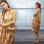 Bareeze Latest Eid Dresses For Women 2012 011