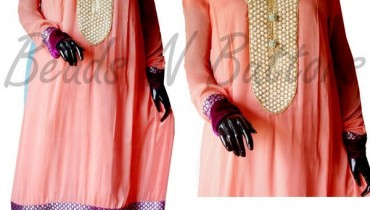 Beads And Buttons Eid Collection 2012 For Women 001