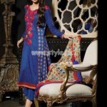 Crescent Lawn Eid 2012 Latest Collection By Faraz Mannan