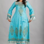 Dawood Lawns Embroidered Collection 2012 001