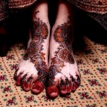 Eid Mehndi Designs 2012 For Feet 008