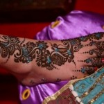Eid Mehndi Designs 2012 For Feet 009