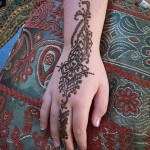 Eid Mehndi Designs 2012 For Kids