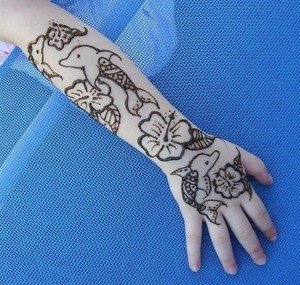 Eid Mehndi Designs 2012 For Kids 003 300x285 mehandi