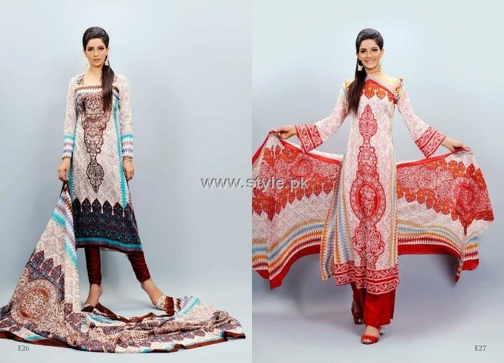 Eiza Egyption Lawn 2012 Summer Special by UA Textiles 015 for women local brands