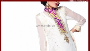 Fahad Hussayn Eid Collection 2012 for Women