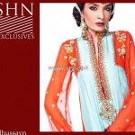 Fahad Hussayn Eid Collection 2012 for Women 003