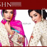 Fahad Hussayn Eid Collection 2012 for Women 004