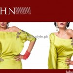 Fahad Hussayn Eid Collection 2012 for Women 005