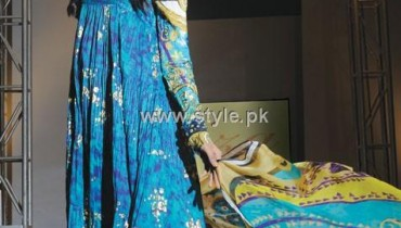 Faiza Samee Lawn Collection 2012 by Alkaram Textiles