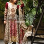 Gul Ahmed Lawn Collection 2012 For Eid 022