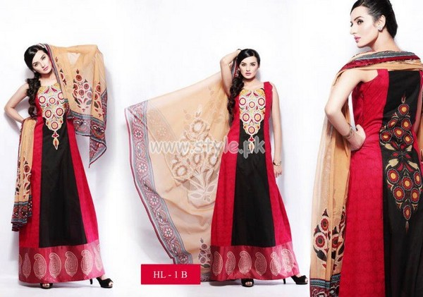Fashion Is The Soul Of Style Eid Dress Collection For Girls
