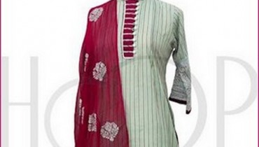 Hoop Eid Collection 2012 For Women 001