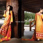 Lakhani Mid Summer Collection 2012 Lawn Prints 005 150x150 for women local brands lakhani clothes