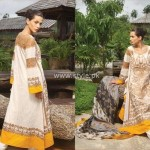 Lakhani Mid-Summer Collection 2012 Lawn Prints 014