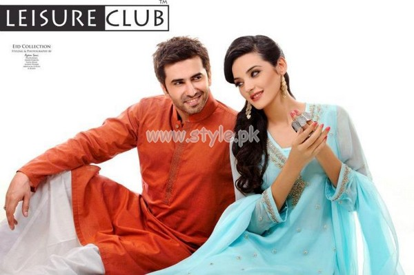 Leisure Club Latest Eid Collection 2012 Sneak Peak 007