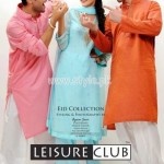 Leisure Club Latest Eid Collection 2012 Sneak Peak 011