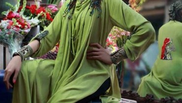 Madiha Noman Casual Dresses Collection 2012 001