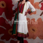 Mansha Latest Eid Collection 2012 For Women 002
