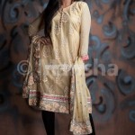 Mansha Stunning Summer Outfits For Eid 2012 009