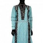 Mausummery Lawn Embroidered Classic Collection 2012 003