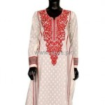 Mausummery Lawn Embroidered Classic Collection 2012 005