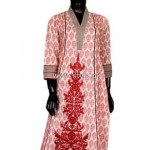 Mausummery Lawn Embroidered Classic Collection 2012 006