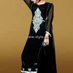 Maysoon 2012 Exclusive Eid Dresses for Women 003 150x150 for women local brands