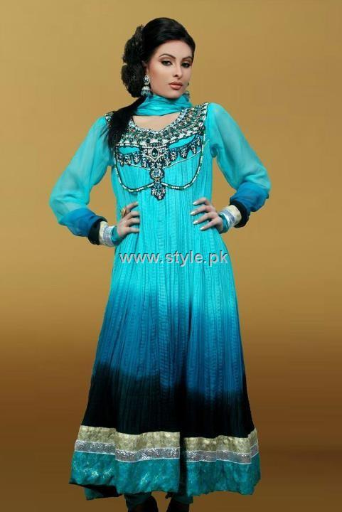 Maysoon 2012 Exclusive Eid Dresses for Women