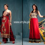 Nadia Hussain Eid Collection For Women 2012 001