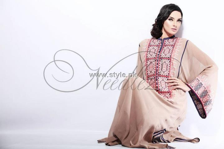 Needlez by Shalimar Semi-Formal Wear Collection 2012 008