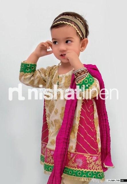 3b21bc2dc Nishat Linen Eid 2012 Nisha Princess Festive Range 002