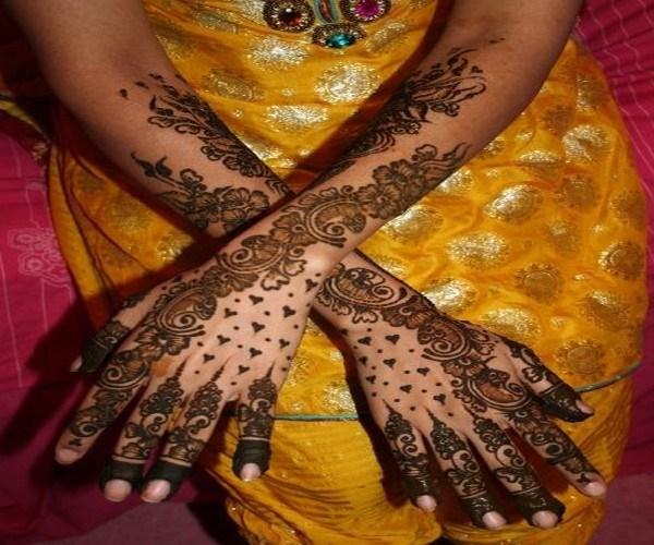 Pakistani Simple Mehndi Designs For Eid 005  Pakistani Simpl...