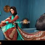 Shariq Textiles Latest Eid Collection 2012 For Women 010