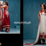 Shariq Textiles Latest Eid Collection 2012 For Women 011
