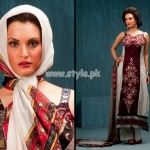 Shariq Textiles Latest Eid Collection 2012 For Women 012