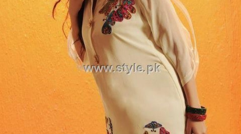 Shirin Hassan 2012 Eid Outfits for Ladies