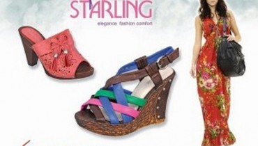 Starlet Footwear Eid Collection 2012 001