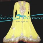 Style and Heritage by Sara and Hania Formal Wear 2012