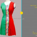 Teena by Hina Butt 2012 New Casual Wear Dresses 003 150x150 pakistani dresses