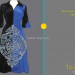 Teena by Hina Butt 2012 New Casual Wear Dresses 006